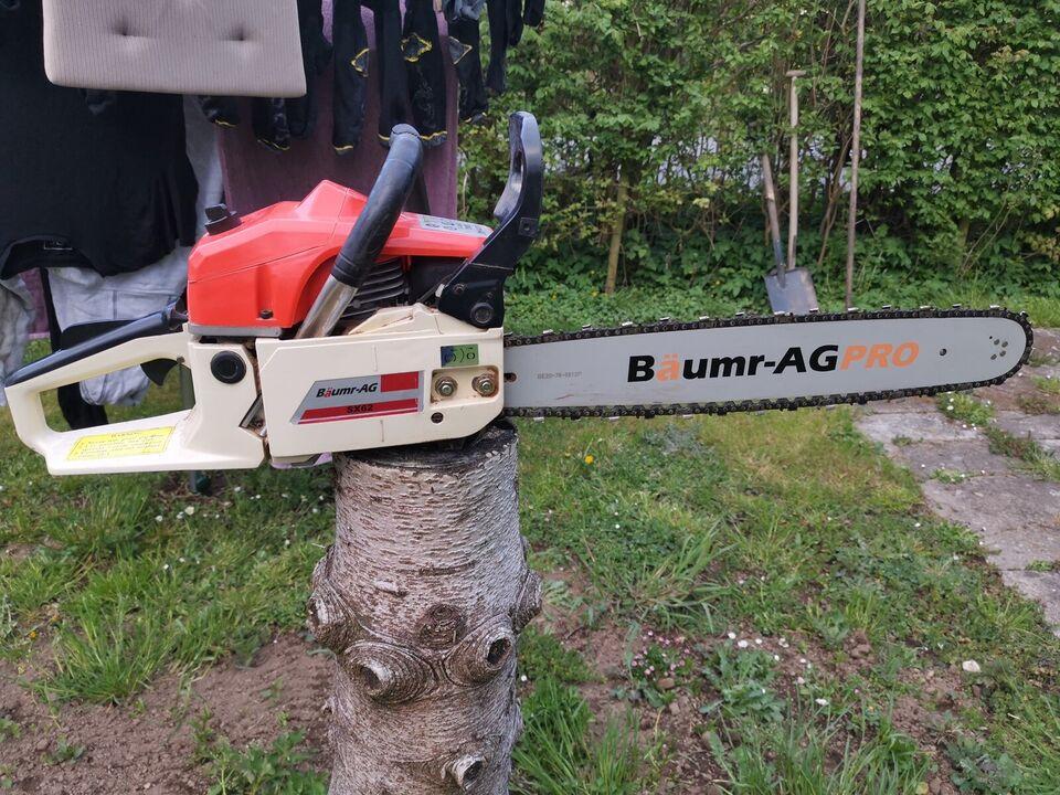 Motorsav, Bäumr-AG PRO