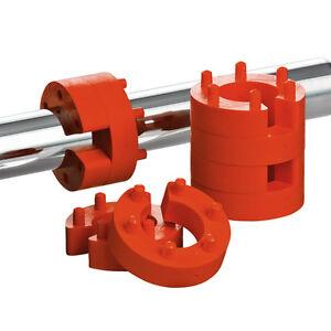 Universal-Federwegbegrenzer-Stick-Clip-X-2-U-13mm-Federwegsbegrenzer-VA-oder-HA