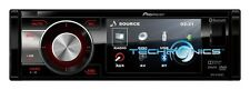 "PIONEER DVH-875AVBT 3.5"" COLOR DISPLAY CD MP3 DVD IPHONE BLUETOOTH USB RECEIVER"