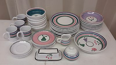 Caleca China Set Hand Painted in Italy - 36 Piece (TB15) & caleca collection on eBay!