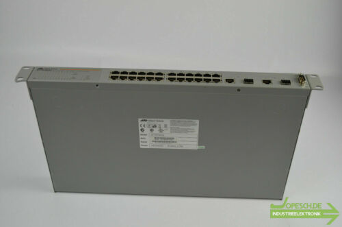 Allied Telesis AT-FS750//24 24-Port Combo Web Smart Switch