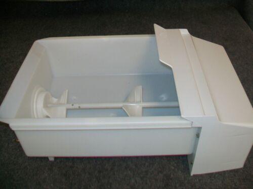 WPW10312300 WHIRLPOOL KENMORE AMANA REFRIGERATOR ICE BUCKET ASSEMBLY W10312300