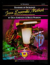 Standard of Excellence Jazz Ensemble Method for 1st Trombone