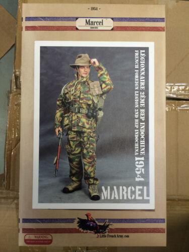 DID Little French Army 1//6 Marcel Legion 1954