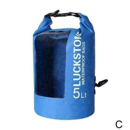 Waterproof Drift Dry Bag Kayak Rafting Drift Backpack 20L//10L//5L//8L E9K0 Z6 M4F8
