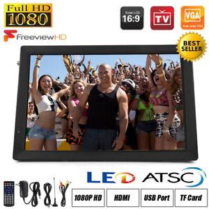 Freeview-1080P-HDMI-HD-14-034-Portable-TV-Television-Numerique-Lecteur-Rechargeable