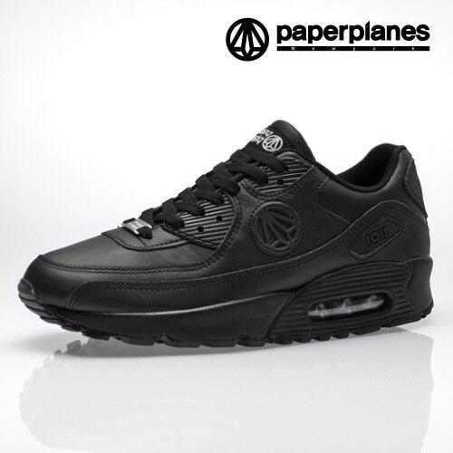 Paperplanes Para hombre Zapatillas Deportivas Correr Caminar, Zapatillas Acolchada Aire 1101 abk