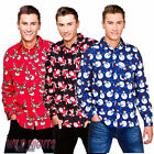 Mens Christmas Party Shirt
