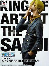One Piece King of Artist  Figur / Statue: Sanji  25cm  OnePiece Banpresto