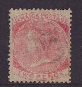 Jamaica-two-pence-QV-issue-annotated-sg-2