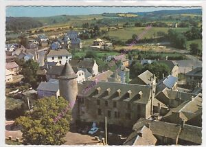 CPSM-12410-SALLES-CURAN-Place-de-la-Charmilli-Chateau-Edit-SOFER