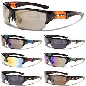 L-XL-Oversize-Big-Half-Frame-Mens-Active-Sports-Running-Golf-Tennis-Sunglasses