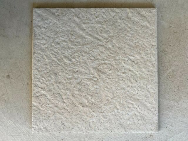 "Porcelain floor tiles, 32.5 m2, ""Porcelanatto"", 30cm x 30cm, white matt textured"