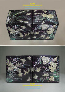 THE DREAM OF BECOMING A BEAUTIFUL PERSON +TRADITIONAL JEWELRY ART BOX_LARGE SIZE