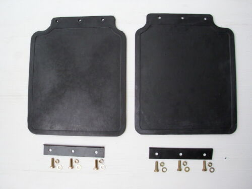 Land Rover Discovery 1 Arrière Bavette Set-Neuf bavettes-Paire-RTC6821