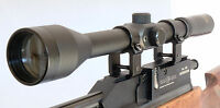Gamo 4x28 Airgun Riflescope /air Rifle Scope Complete With 11mm Dovetail Mounts