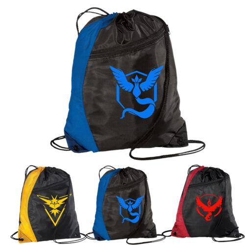 Pokemon Kordelzug Backpack Rucksäcke Sporttaschen Turnbeutel Schuhbeutel