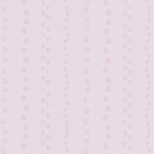 P + s Happy Kids 05575-20 papier peint enfants papier peint uni traces rose