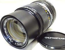 Olympus 135mm f3.5 OM Lens Adapted M4/3 mount Panasonic cameras Micro 4/3 GH5 4