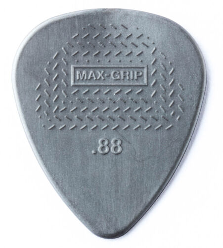 JIM DUNLOP 449P Nylon Max Grip 0,88mm Plektrum