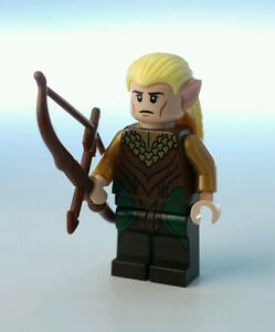 Image Is Loading Lego The Hobbit Legolas Greenleaf 79017