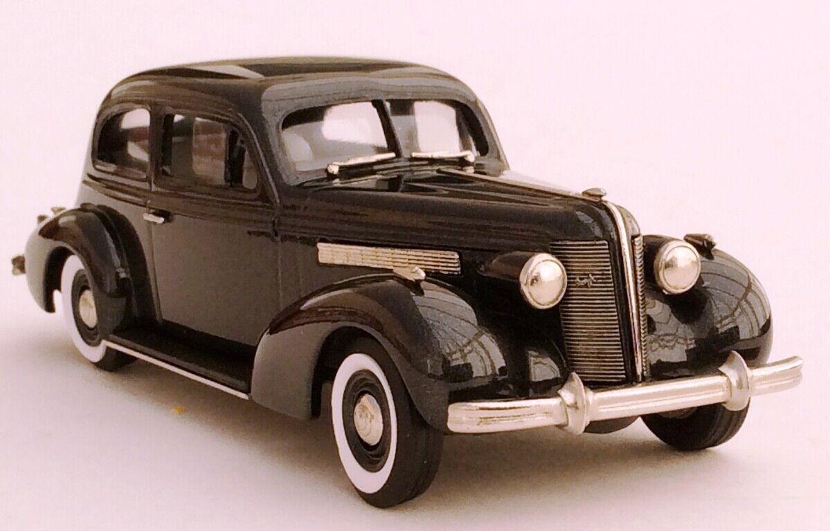Colección de Buick 1937 Buick Special 2 puertas Plain atrás Sedán M-44