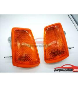 Paire-de-clignotant-orange-avant-droite-et-gauche-PEUGEOT-205-GTI-CTI