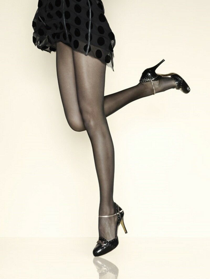 Set of 2 Tights appearance shiny reference Sunlight 15 brand Gerbe