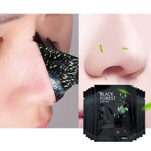 Details about Mineral Mud Nose Mask for Blackhead and Acne (10 x 6 ml)  Anti-Acne Facial Mask