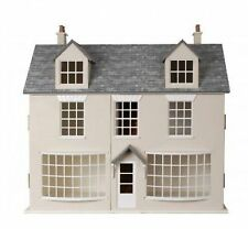 Taller de Casa de Muñecas Escala 1:24th tienda de antigüedades Sin Pintar Easi-Kit de construcción