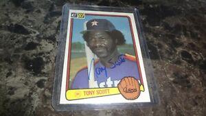 1983-DONRUSS-TONY-SCOTT-AUTO-BASEBALL-CARD