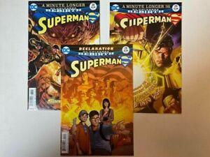 Superman-Lot-28-29-30-DC-2017