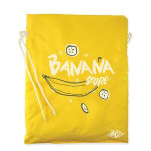 Details About The Green Grocer Banana Storage Bag Fridge Cupboard Pantry Food Holder Sack