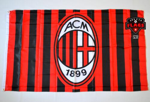 AC Milan Flag Banner Italy Soccer 3x5 ft