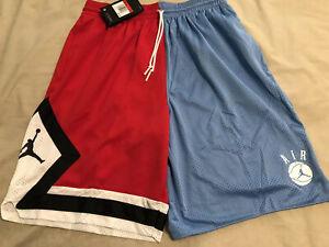Air Jordan Distorsionada Pantalones Cortos Unc A Chicago Aj1112 448 L Nike 1 Toros Al Por Menor 65 Ebay