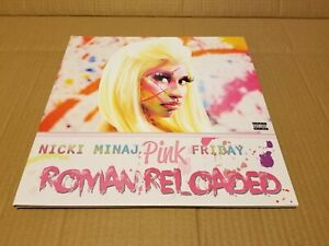Nicki Minaj: Pink Friday Roman Reloaded - Vinyl LP Gatefold Record