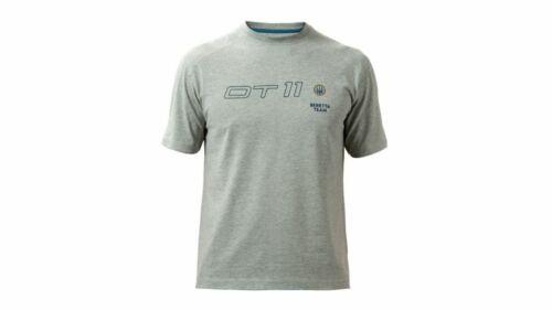 Beretta DT11 Camiseta Para Hombres Gris en