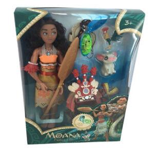 Moana-Vaiana-11-034-28cm-pelicula-Waialiki-Heihei-Munecas-Modelo-Musica-Figura-De-Accion