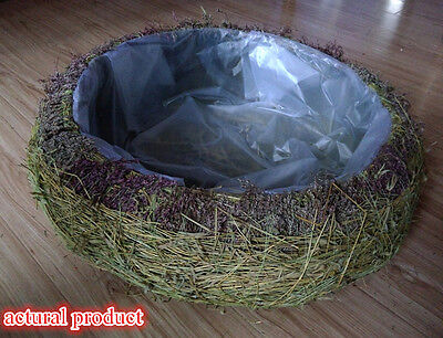 New Creative Photography Prop Handmade Woven Basket for Newborn Baby D-19