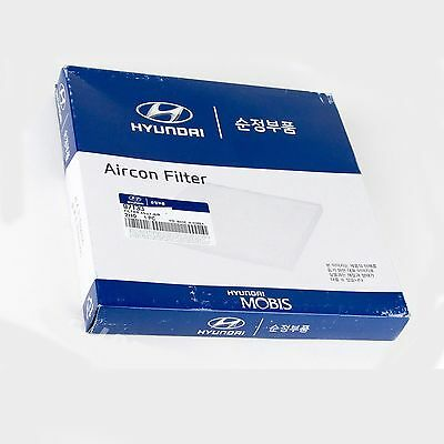 Aircon Filter OEM Genuine 97133 2H000 For Hyundai Elantra Avante HD 2006 2010