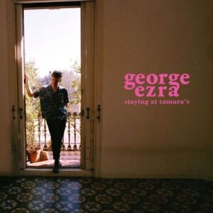 GEORGE-EZRA-Staying-At-Tamara-039-s-CD-BRAND-NEW