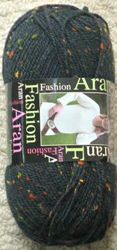 Tejido de lana 100g Moda Aran tweeds Tejido De Lana Hilo King Cole
