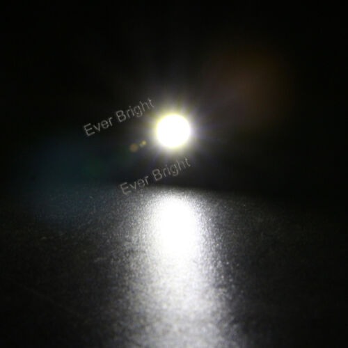 10Pcs T4.7 5050 LED 1SMD 12V Dashboard Light Bulbs Warning Indicator Light 12V