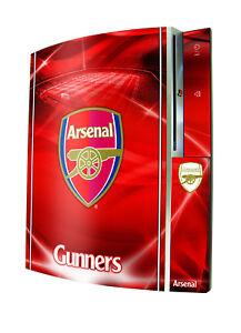 Arsenal Football Club Console Playstation 3 Peau Autocollant Officiel Artilleurs Ps3-afficher Le Titre D'origine