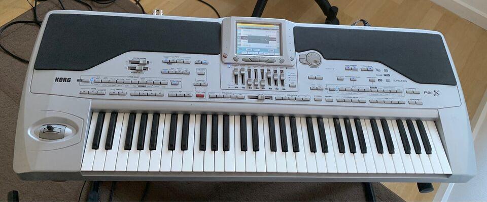 Keyboard, Korg pa 1x