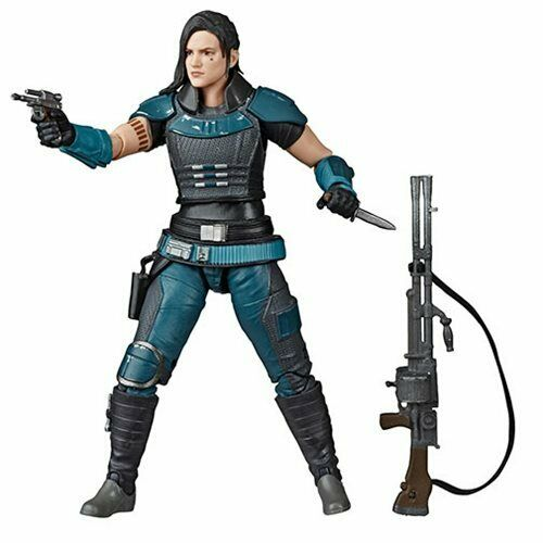 Star Wars 6-Inch Action Figure Cara Dune The Black Series