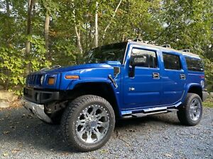 2006 Hummer H2 california special edition