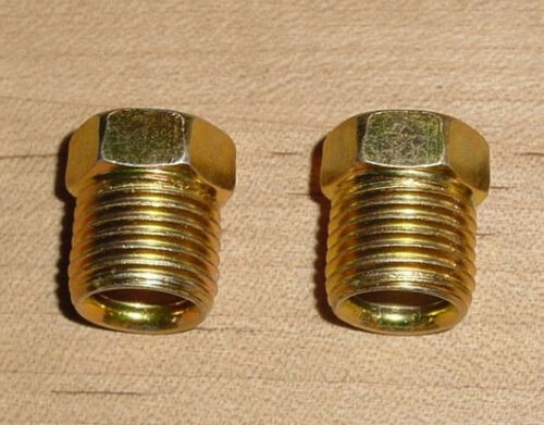 Brake adapter fittings tube nuts collection on ebay
