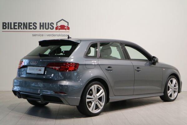 Audi A3 30 TDi Sport Limited SB S-tr. billede 1