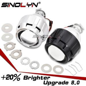Car-Motorcycle-Upgrade-2-5-039-039-Mini-8-0-H1-HID-Bi-xenon-Projector-Lens-Headlight